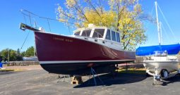 Holland Downeast Maine Lobster Yacht