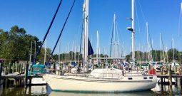 Nauticat Motorsailer