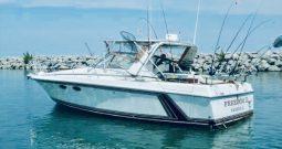 Trojan Express Yachts 10 Meter Mid-Cabin Express Open