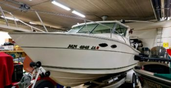 25' Sport-Craft 252 Year 2000 All Waxed Up