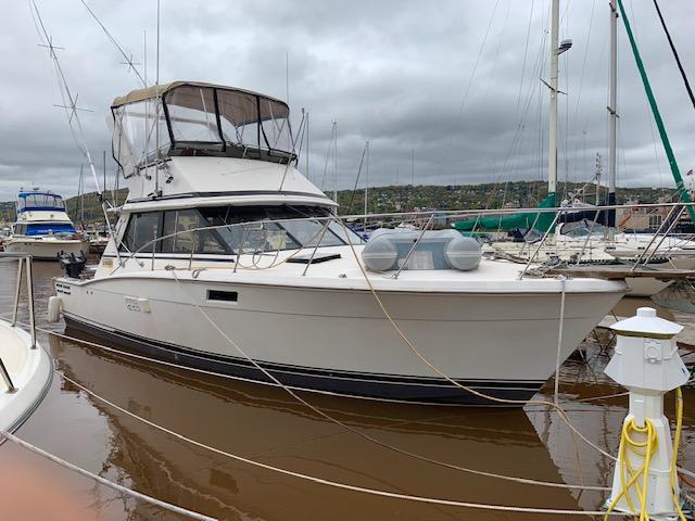 Trojan 36 1980 Starboard One