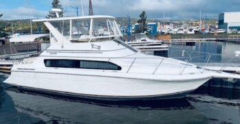 Carver 380 Santego 1999 Starboard One